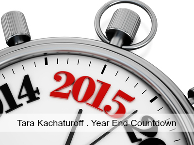 Countdown to new year 2015